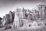Hoodoo - Cathedral Gorge, Nevada
