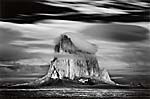 Shiprock Storm - Navajo Nation, New Mexico